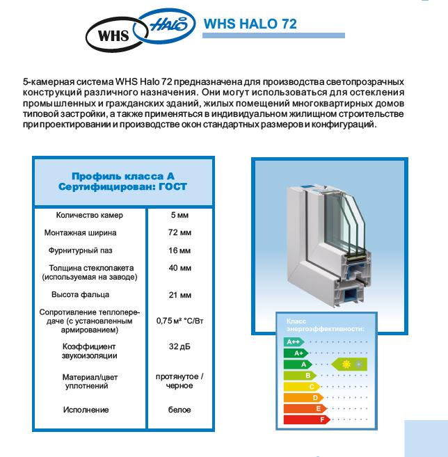 WHS 72
